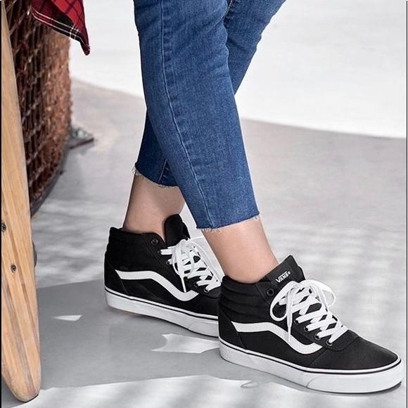 Vans Shoes   Vans Womens Ward High Top